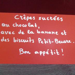 Γιορτή κρέπας αλά... Γαλλικά!