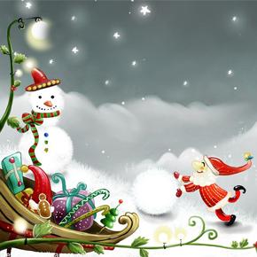 """Πρόσκληση """"Η μαγεία των Χριστουγέννων"""""""